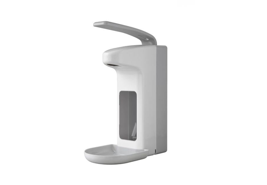 TEMDEX SOAP DISPENSER PL DROP 500ML-1X1