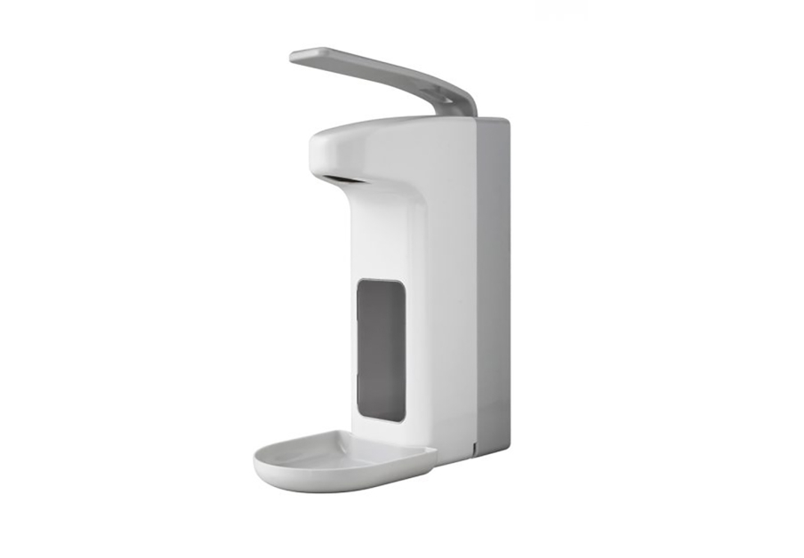 TEMDEX SOAP DISPENSER PL DROP 1000ML-1X1